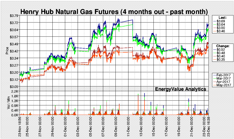 Long Term Natural Gas Prices